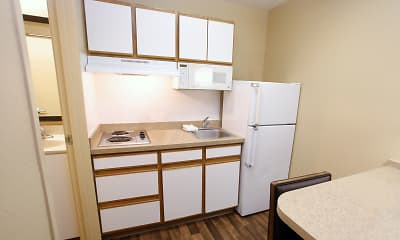 Kitchen, Furnished Studio - Nashville - Franklin - Cool Springs, 1