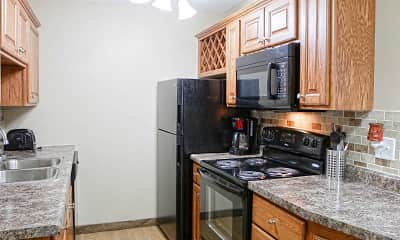 Kitchen, Wyndsor Terrace Apartments, 0