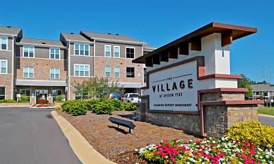 Community Signage, The Village At Apison Pike, 2