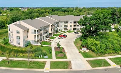 view of drone / aerial view, Conservancy Pointe, 0