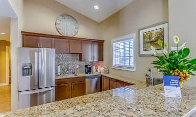 Kitchen, Coastline Cove, 1