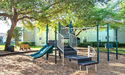 Playground, Cape House Apartments, 2