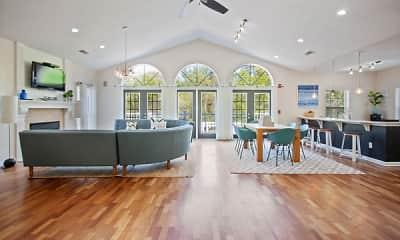 Living Room, Vista Point Apartments, 0