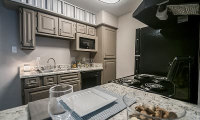 Kitchen, Rock 35, 1