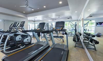 Fitness Weight Room, Vivere, 2