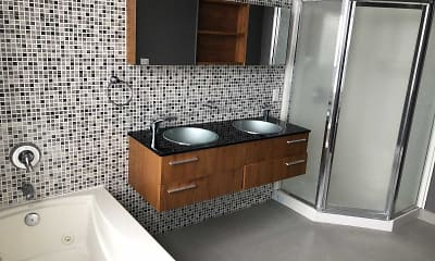 Bathroom, Indigo 141, 2