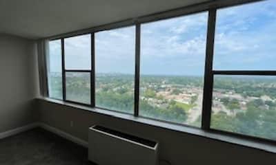 Patio / Deck, Lake Park Tower Apartments, 2