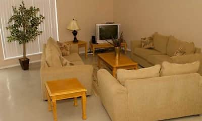 Living Room, The Oaks, 2