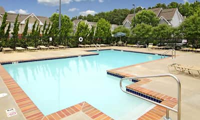 Pool, The Suites at Port Warwick, 0