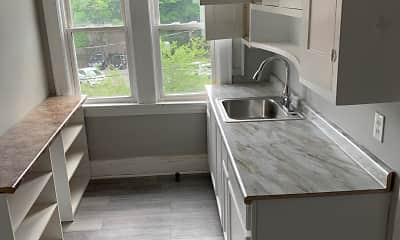 Kitchen, Alpha Apartment Management, 1