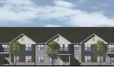Building, Lake Delton Apartment Homes, 0