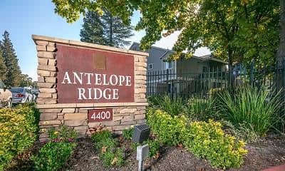 Community Signage, Antelope Ridge, 2