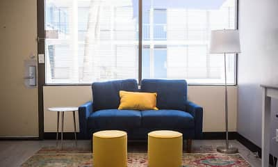 Living Room, Vivo Living Bloomington, 0