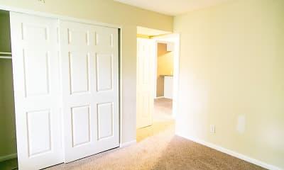 Bedroom, Princeton Square Apartments, 2