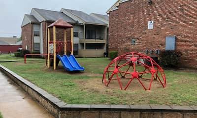 Playground, Trinity Park, 2