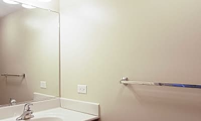 Bathroom, Conifer Village at Oakcrest, 2