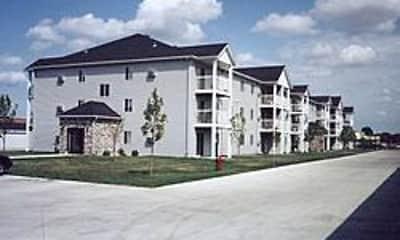 Building, Brandy Hill Center Apartments, 1
