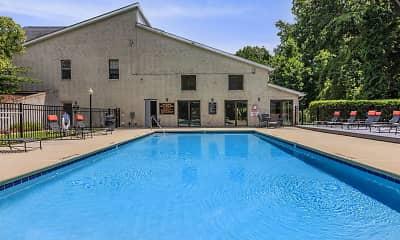Pool, Lake Brandt, 1