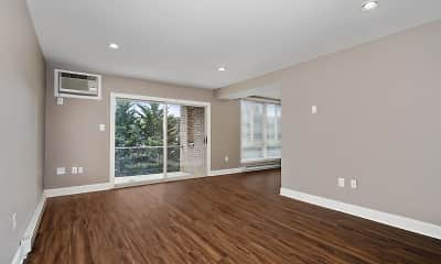 Living Room, Jefferson Chase, 0