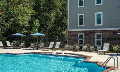 Pool, The Elms at Century, 1