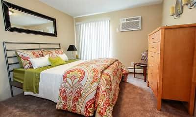 Bedroom, Second Street Station, 2