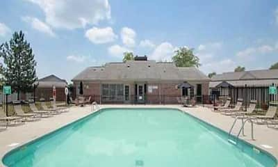 Pool, Gladden Farms, 1