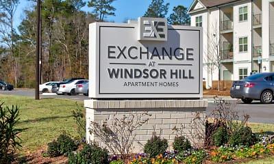 Exchange at Windsor Hill, 2