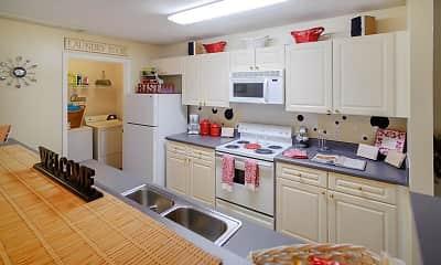 Kitchen, 1540 Place, 1