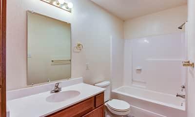 Bathroom, Greenwood Cove, 2