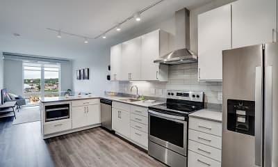 Kitchen, Green on Fourth, 0