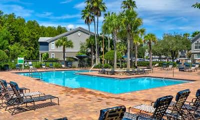Pool, The Parkway at Hunter's Creek Apartments, 0