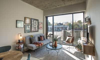 Living Room, Arc on Armour, 0