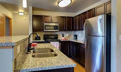 Kitchen, The Bluffs of Williston, 0