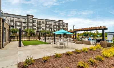 Recreation Area, 9200 Exchange, 1