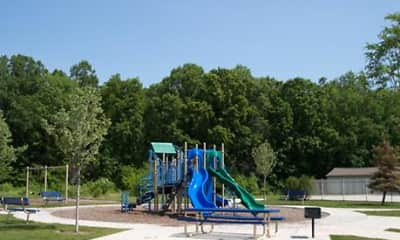 Playground, Parkwood Manor Apartments, 1