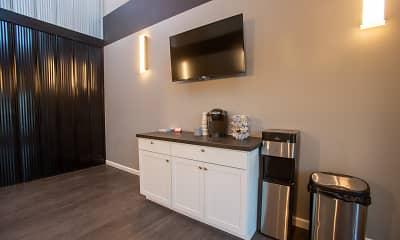 Kitchen, Latitude 40 Flats, 2