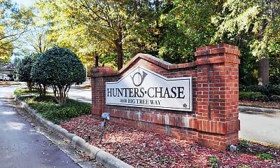 Community Signage, Hunters Chase, 2