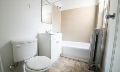 Bathroom, 7917 S Drexel- Pangea Real Estate, 2