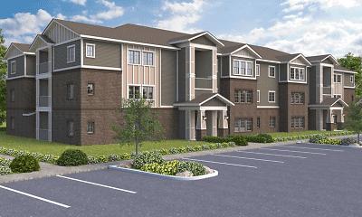 Building, Shannon Creek Apartments, 0