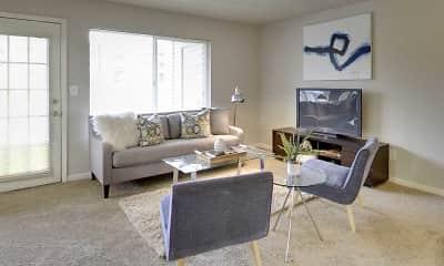 Living Room, McCauly Crossing, 2
