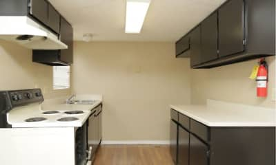 Kitchen, Greenbriar Commons, 2