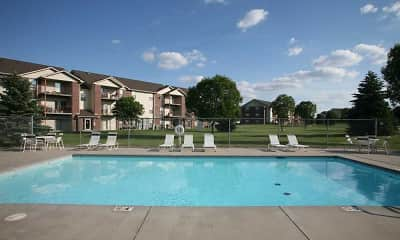 Pool, Folsom Ridge, 0