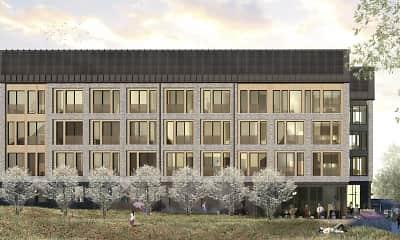 Building, 26 Spring Street, 1