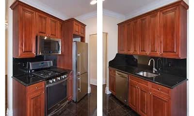 Kitchen, Fairfield Terrace At Lynbrook Village, 1