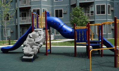 Playground, Eagle Crest Apartments, 2