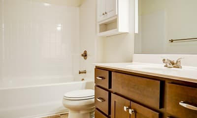 Bathroom, Beckwith Place Apartments, 2