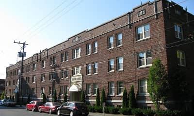 Building, Union Arms, 0