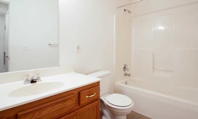 Bathroom, Bonaventure Place, 2