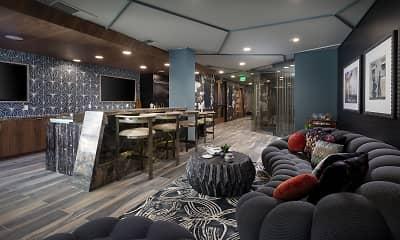 Living Room, Broadstone Arden, 2
