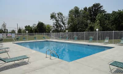 Pool, Prairie Meadows, 1